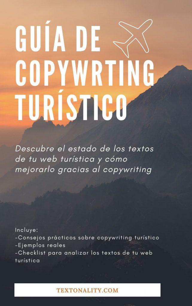 Guía de copywriting turístico