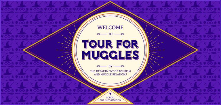 Tour para muggles en Londres