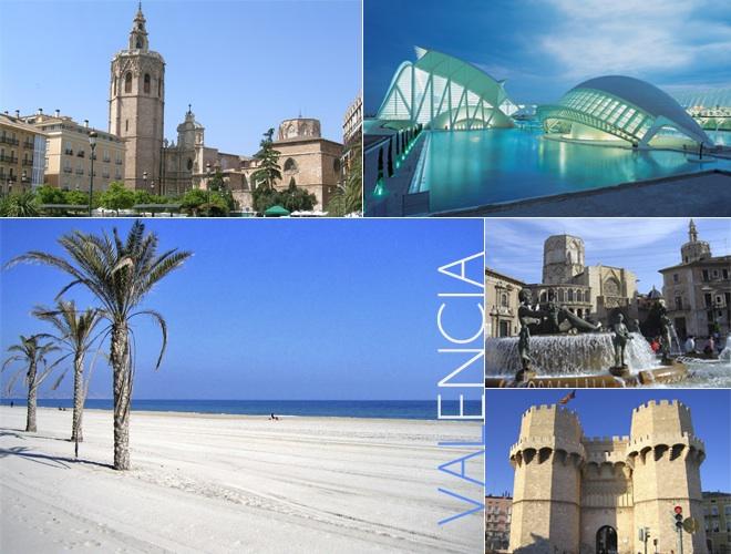 Valencia, un destino que se adapta a distintos tipos de turismo.