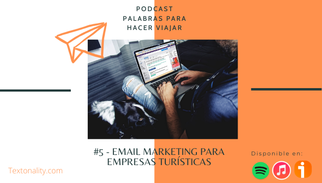 email marketing para empresas turísticas